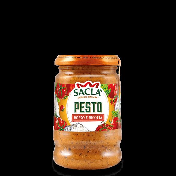 Pesto van tomaten en Ricotta kaas (190g)